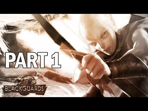 Blackguards Walkthrough Part 1 Prison of Neetha - Let's Play Gameplay