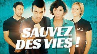 SAUVEZ DES VIES   feat Max Bird CNC