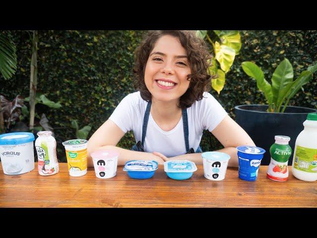 Qual é o melhor iogurte | Analisando Rótulos