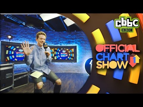 Charlie Puth's Meghan Trainor Impression - CBBC Official Chart Show