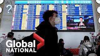 Global National: February 2, 2020 | Travel restrictions rise, first coronavirus death outside China