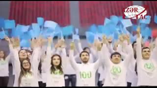 Bakı Olimpiya Stadionunda IV İslam Həmrəyliyi Oyunlarının təntənəli bağlanış mərasimi olub