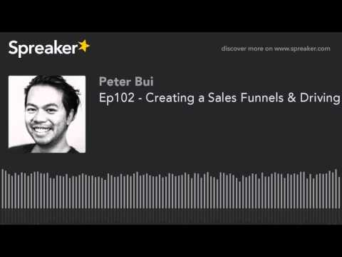 Ep102 – Creating a Sales Funnels & Driving Traffic with Eden Browblee