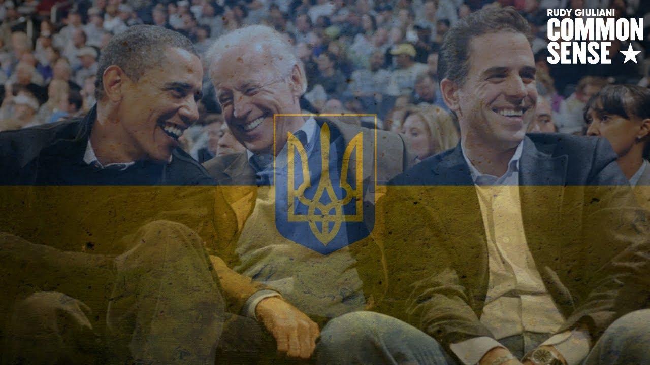 Common Sense Ep. 10   Interview with Ukrainian Whistleblower Over EXCLUSIVE New Documents