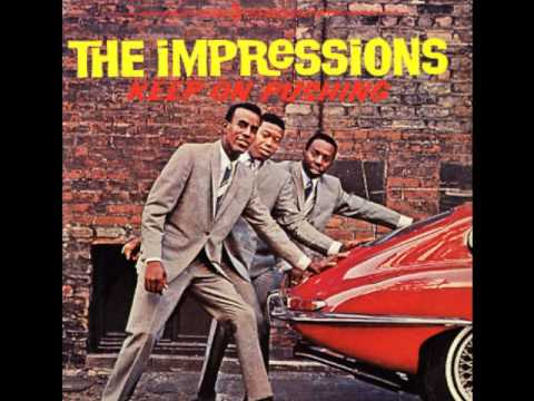 """People Get Ready""  The Impressions"