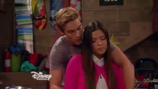 I Didn't Do It - 2x16 - Drum Beats, Heart Beats: Jasmine & Logan (Logan: Not bad. Not good, either)