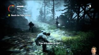 Alan Wake - Most intense moment in the game [1080p HD Xbox 360]
