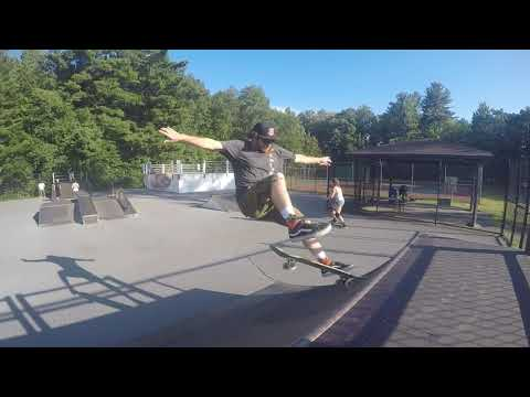 Joey Handy Braille skate video contest entry