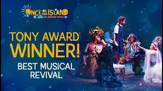 lea salonga the cast of once on this island perform at tonys