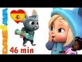 ❤️️ Сanciones Infantiles   La Muñeca de Rebeca - Colección   Canciones Infantiles de Dave y Ava ❤️️