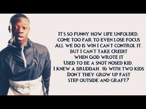 J Hus - Spirit (lyrics)