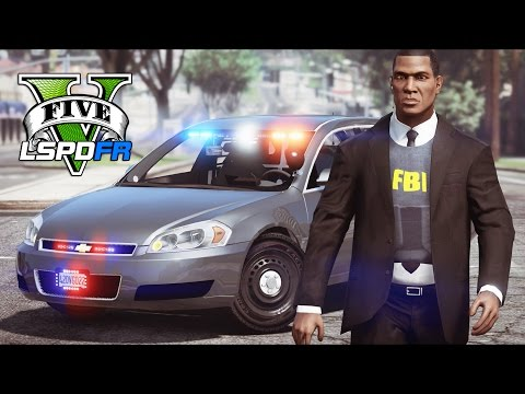 GTA 5 - LSPDFR Ep269 - New FBI Agents in Town!!