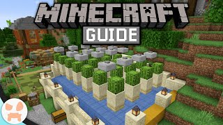 AUTO CACTUS FARM! | The Minecraft Guide - Minecraft 1.14.4 Lets Play Episode 76
