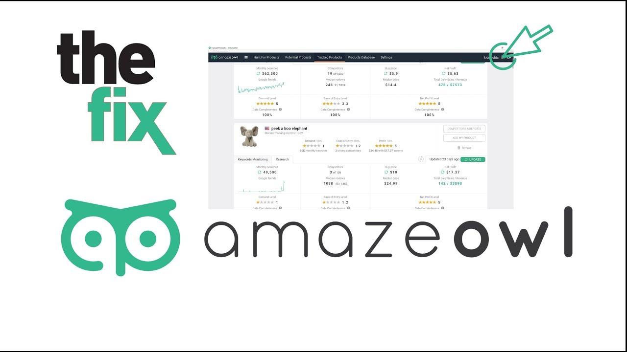 How to Use AmazeOwl