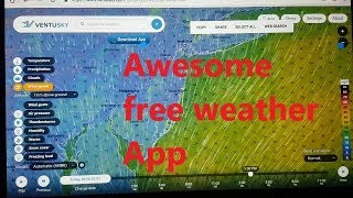 Awesome Free Weather App for outdoor enthusiasts!