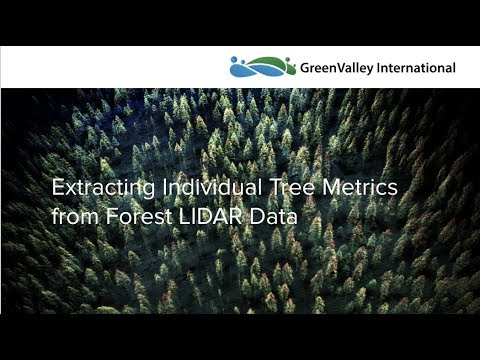 LiDAR360 - Point Cloud Processing Software - GreenValley