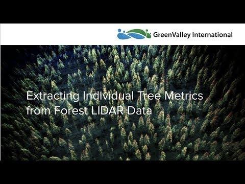 LiDAR360 - Point Cloud Processing Software - GreenValley International