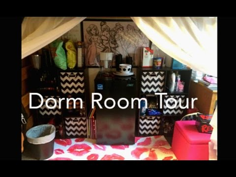 Dorm Room Tour Part 79