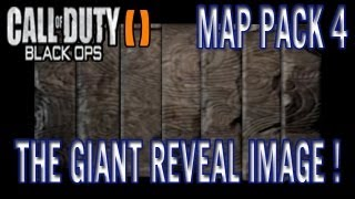 Black Ops 2 Zombies Map Pack 4/DLC 4 THE GIANTS REVEAL IMAGE OFFICIAL TREYARCH AZTEC PUZZLE HINT !
