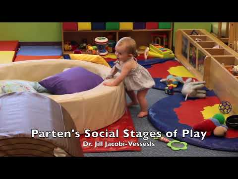 Parten's Social Stages Of Play