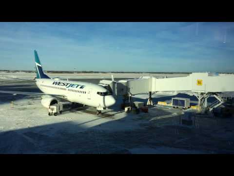 ***Full Flight*** Edmonton (YEG) - Calgary (YYC) ---Trip Report---