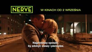 nerve zwiastun pl premiera 02 09 2016