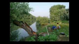 Рыбалка в Кислицах