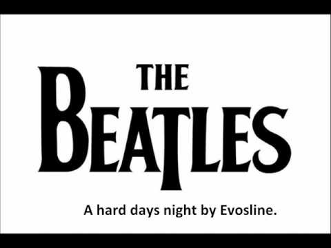 A hard days night (Karaoke)