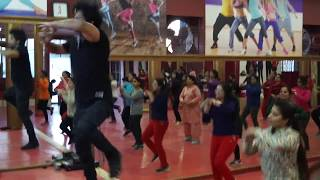 Yaari Chandigarh Waliye  | D-Squares Fitness | Bhangra Aerobics | Chand Health Club, Rohtak