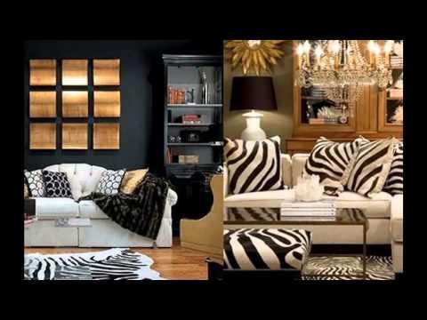 Stunning animal print bedroom decorating ideas