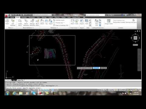AutoCAD II  31-23 Clipping Xrefs