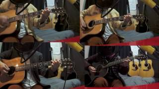 Martin HD-28 (Rhythm Guitar) / Martin D-45 (Rhythm Guitar) / Epipho...