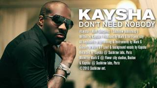 Kaysha : Don
