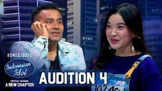 Download lagu YES! Vinsky Dapat Golden Ticket Dari Tiara! - Indonesian Idol 2021