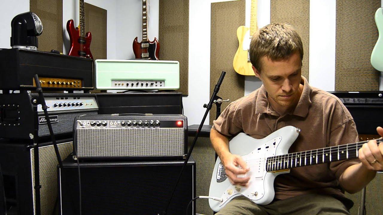 Mojotone Jazzmaster Pickup Demo and Comparison