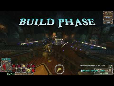 [PC] Dungeon Defender [WR] [Med] The Deeper Well 3:29.98 Runner: WASD