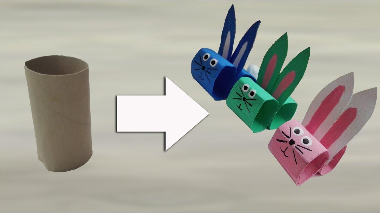 Rotoli Di Carta Igienica Riciclo : Tutorial come riciclare rotoli carta igienica e creare dei