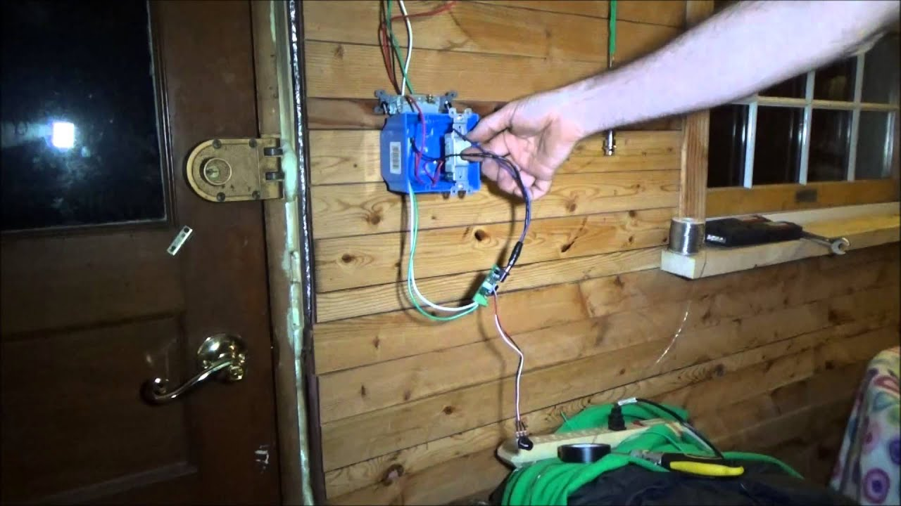 installing a pwm fan speed controller in my tiny house [ 1280 x 720 Pixel ]