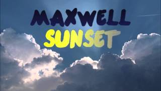 Maxwell - Sunset [Radio Edit]