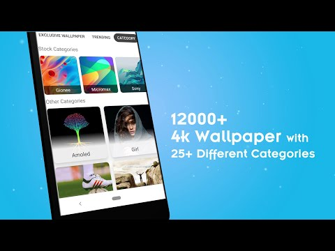 4k Wallpapers Hd Live Backgrounds Auto Changer Apps On Google Play