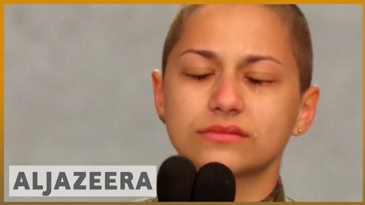 🇺🇸 March for Our Lives: Thousands rally for gun control |Al Jazeera English