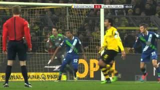 Borussia Dortmund vs. Wolfsburg