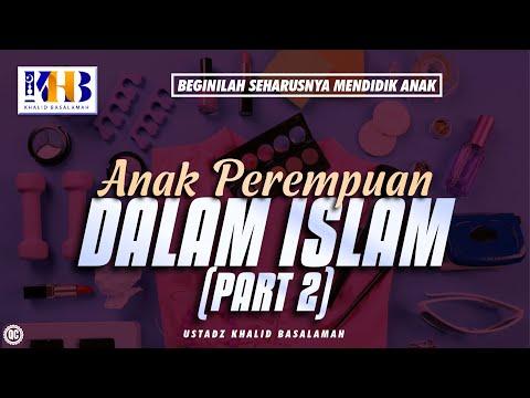 Beginilah Seharusnya Mendidik Anak - Anak Perempuan Dan Pendidikan Islam
