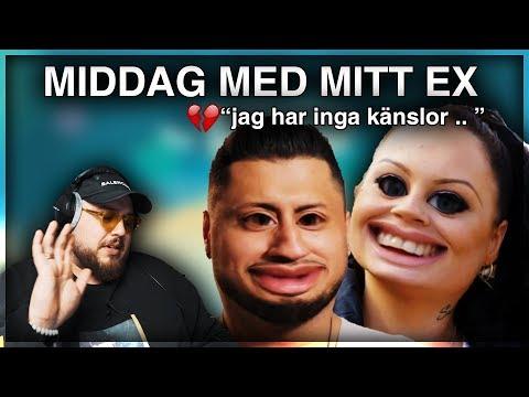MIDDAG MED MITT EX: 'JAG HAR INGA KÄNSLOR' **HAHAH**
