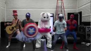 backstreet boys harlem shake