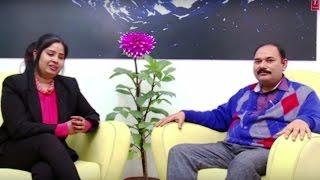 प्रसिद्ध भोजपुरी गायिका और कलाकार देवी से साक्षात्कार - होली विशेष - अशोक शिवपुरी के संग