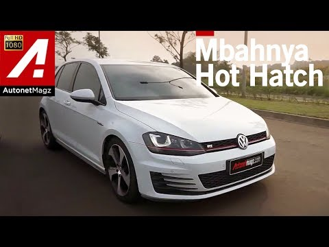 VW Golf GTI review & test drive by AutonetMagz