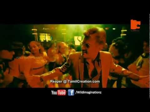 Thala 50 - Vilayadu Mankatha Club Fast Mix Video - WI Version HD