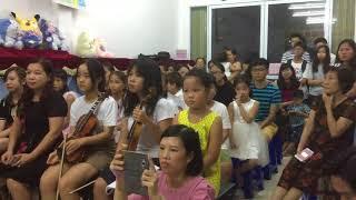 Tài năng trẻ guitar em Phạm Quốc Nghĩa