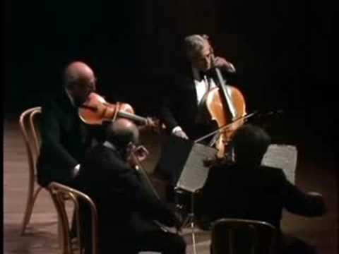 """Schubert: """"Quartettsatz"""" D703 Amadeus (1977)"""